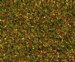 Noch 08330 Static Grass Light Green with Flowers 20g